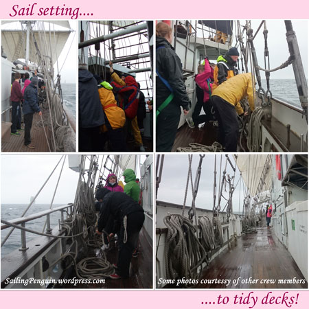 Sail-Setting
